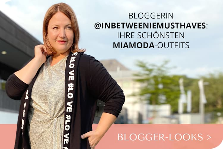 MIAMODA Große Größen - Blogger Outfits - Lassen Sie sich inspirieren
