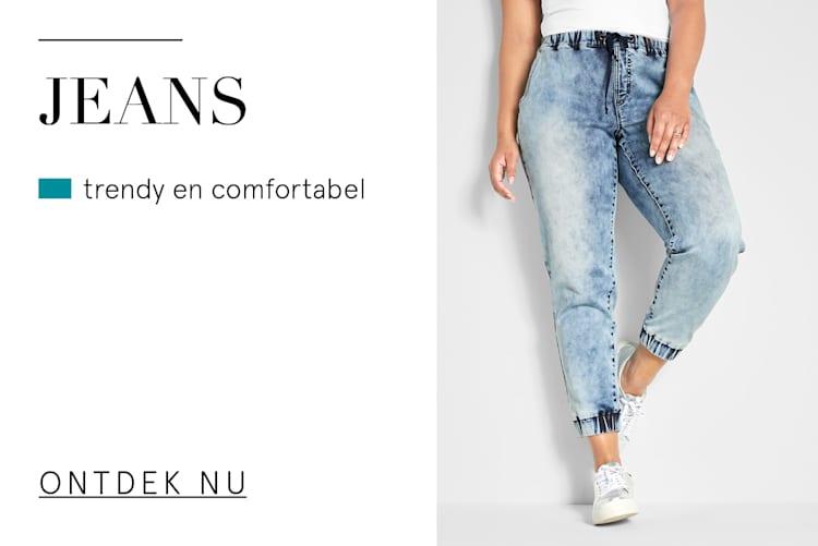 Jeans: trendy en comfortabel