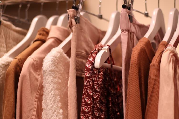 fashion upcycling kledingrek