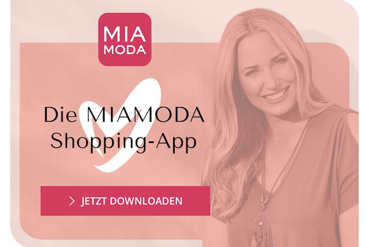 MIAMODA Grosse Grössen Shopping-App