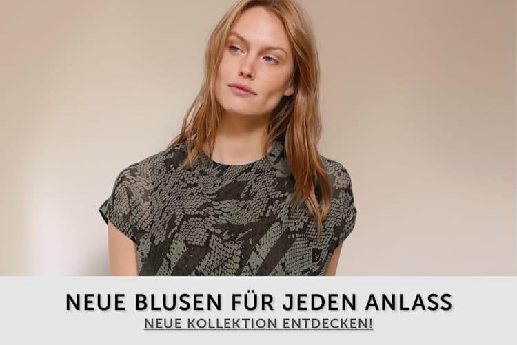 Damen Blusen Herbst-/Wintersaison