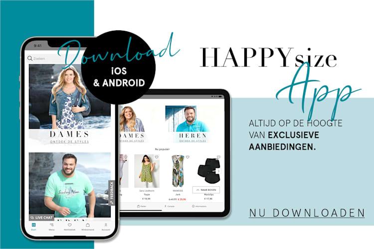 HAPPYsize app