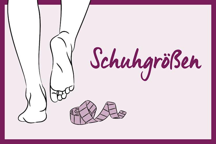 Beratung: Finden Sie Ihre passende Schuhgröße bei Meyermode
