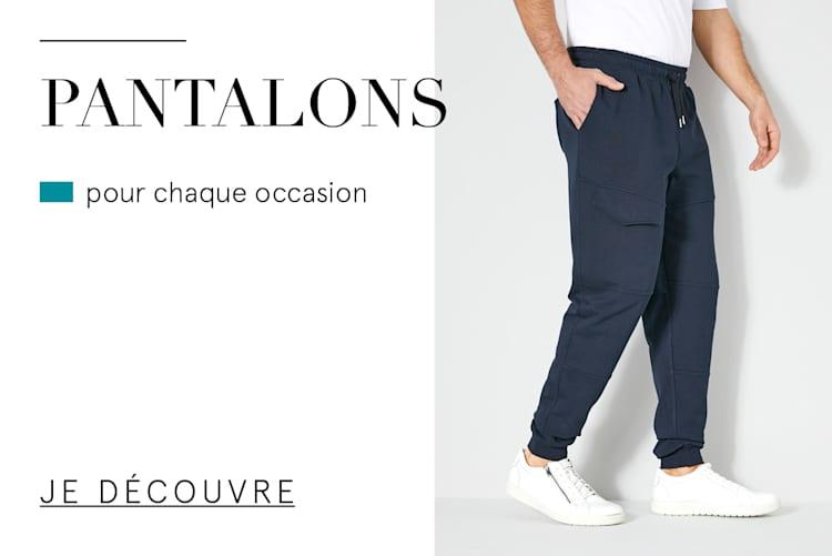 Pantalons pour chaque occasion