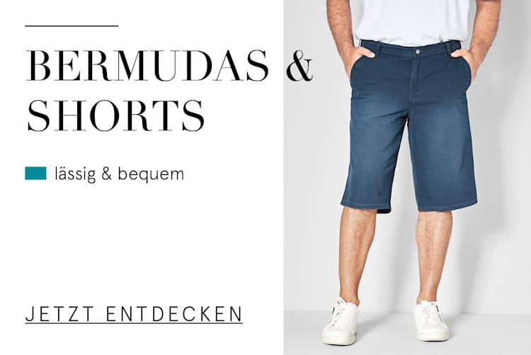 Bermudas für Herren