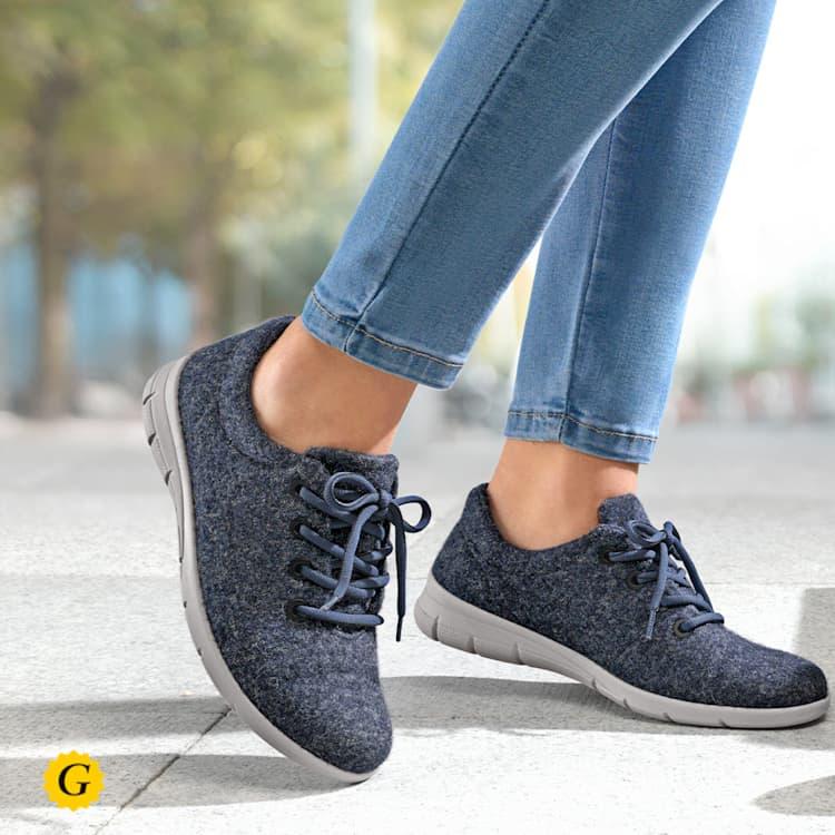 Chaussures en largeur confort G