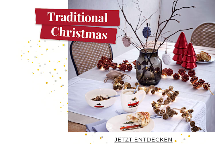 Weihnachtswelt - Traditional Christmas