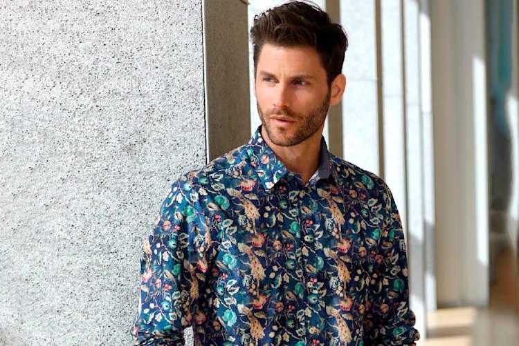 Hemden in Plus Size für Herren
