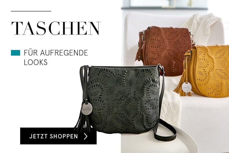 Taschen für Damen online kaufen bei HAPPYsize