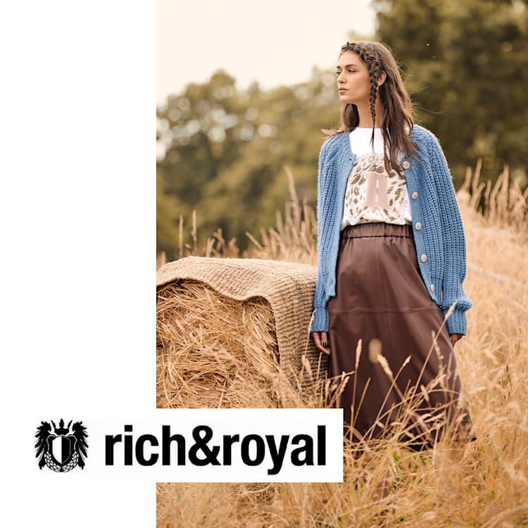 rich&royal - Das Trend-Label!