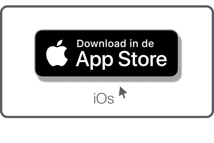 Download in de  Apple App Store