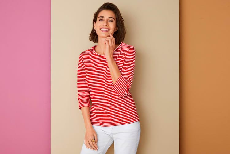 Discover stripes