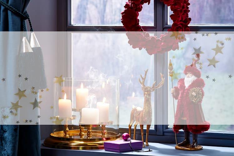 Weihnachtswelt - Glamour