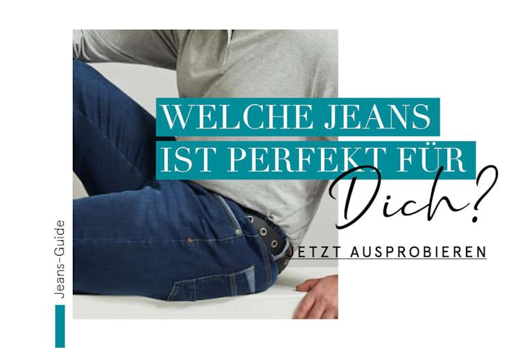 Jeans-Guide Herren