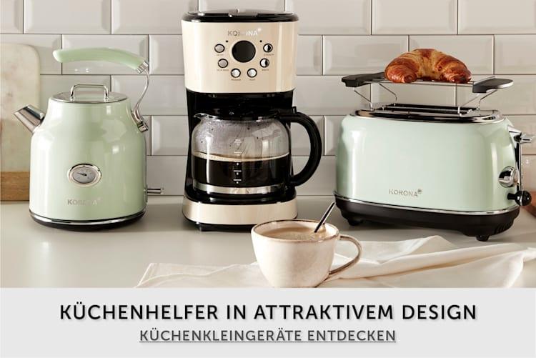 Küchenhelfer in attraktivem Design