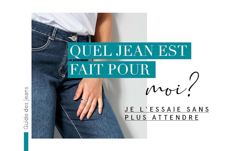 Guide des jeans
