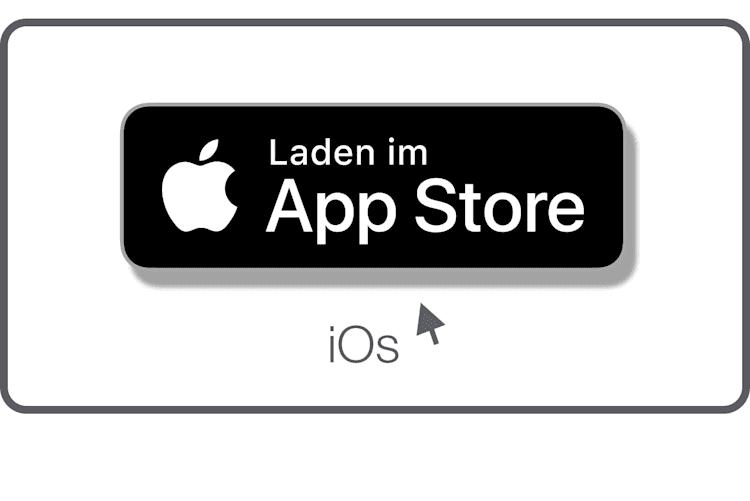 Laden im Apple App Store