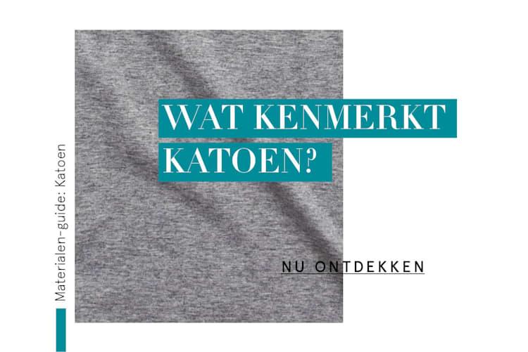Materialen-guide: Katoen