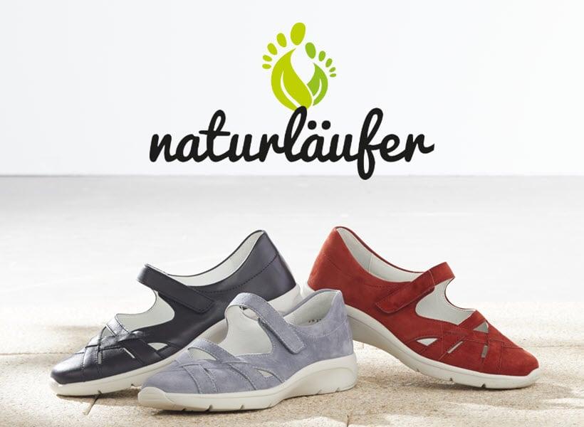 Damenschuhe der Marke Naturläufer