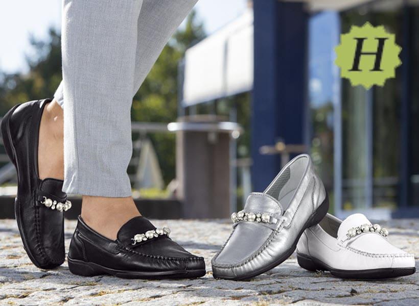 Alle schoenwijdte modellen H