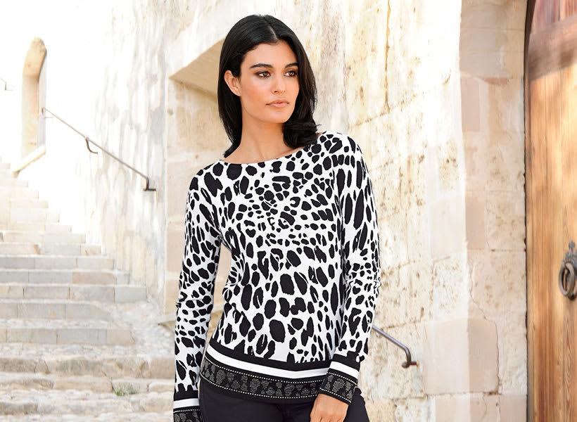Ob Zebra, Schlange oder Leopard: Tiermuster zählen zu den absoluten Fashion-Basics