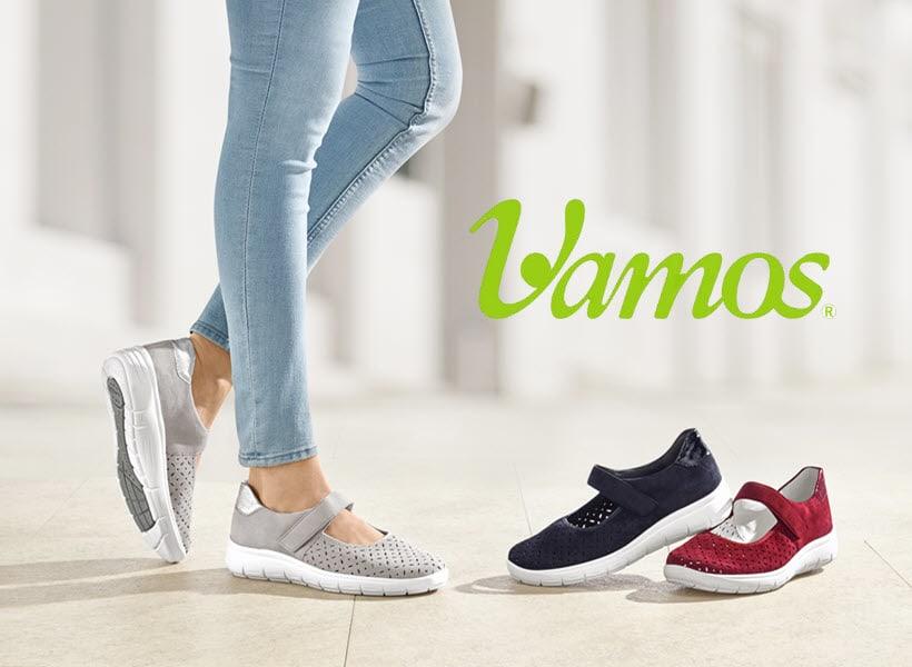 Damenschuhe der Marke Vamos