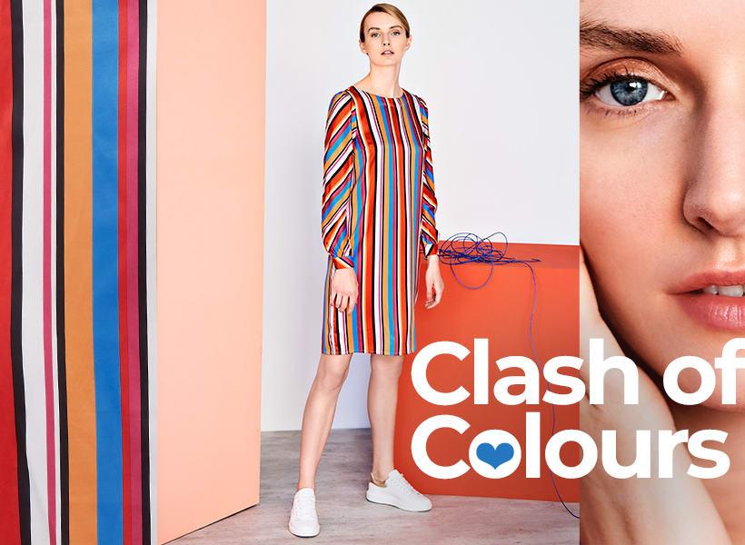 Clash of colours - Jetzt entdecken
