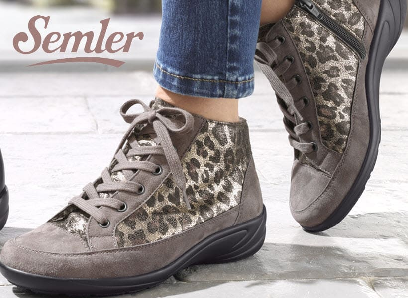 Damenschuhe der Marke Semler