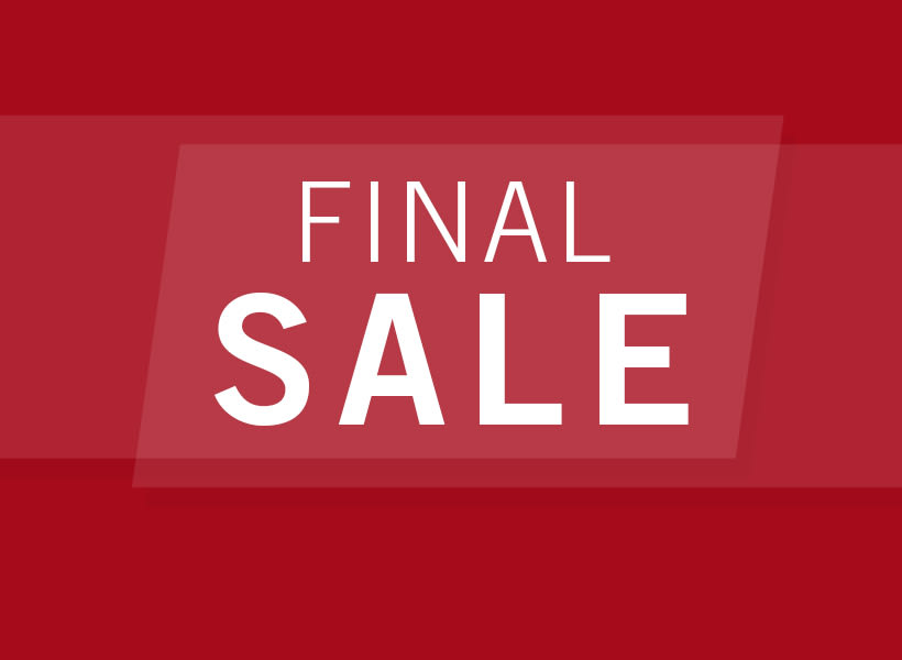 Final Sale Dames