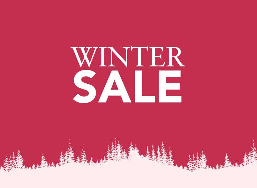 Winter-Sale bis zu 50% reduzierte Schuhe