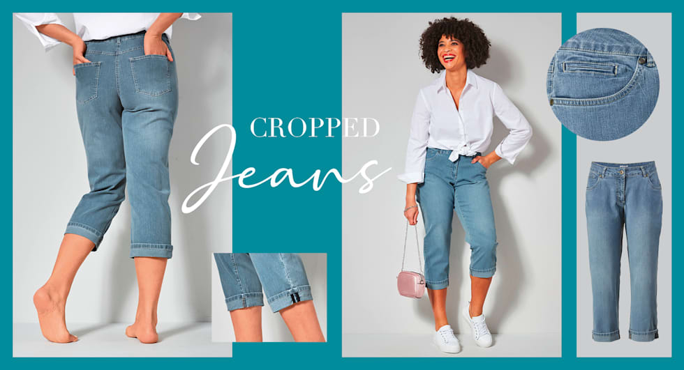 Cropped Jeans  | Jeans-Guide Damen
