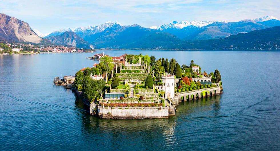 Lago Maggiore Inseln
