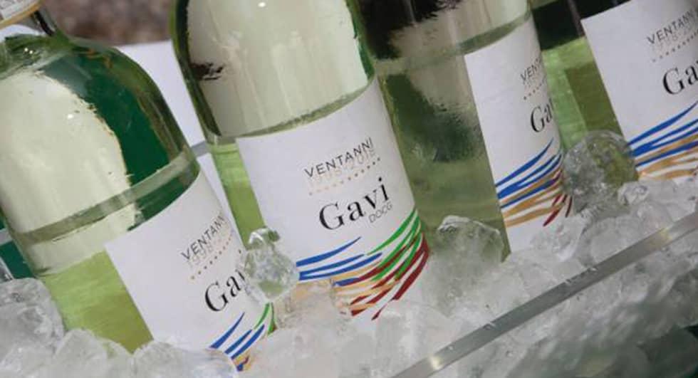 Piemont Gavi Wein