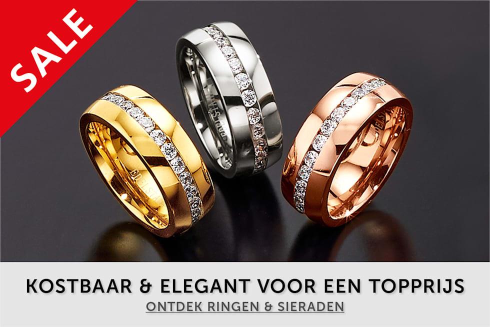 Ringen en sieraden voor een topprijs