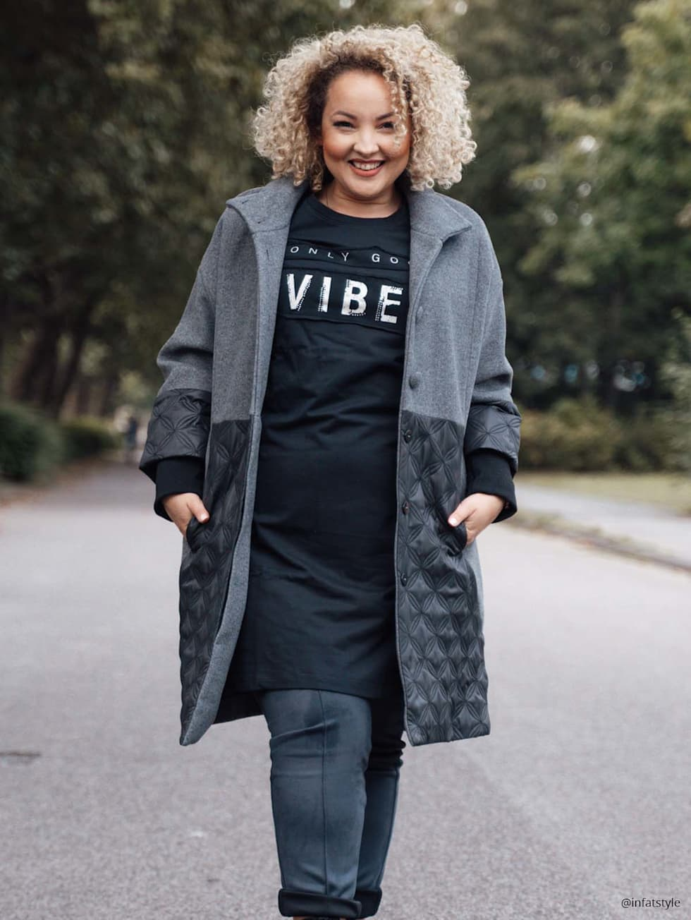 MIAMODA Große Größen Blogger Outfit Infatstyle