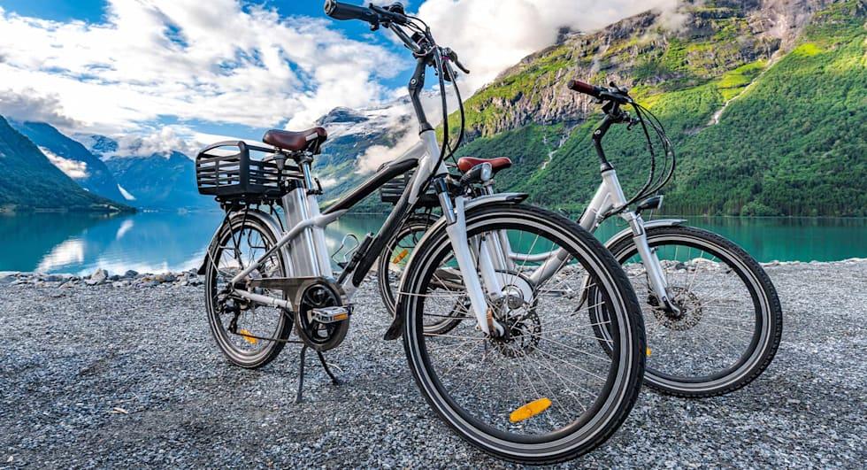Jubiläums-Gewinnspiel E-Bikes
