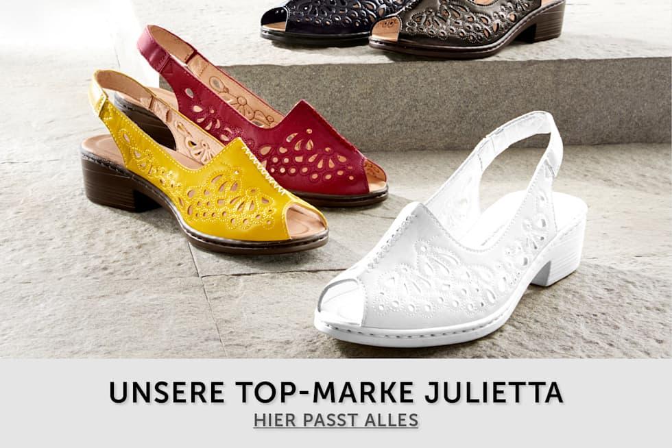 Top-Markenschuhe von Julietta
