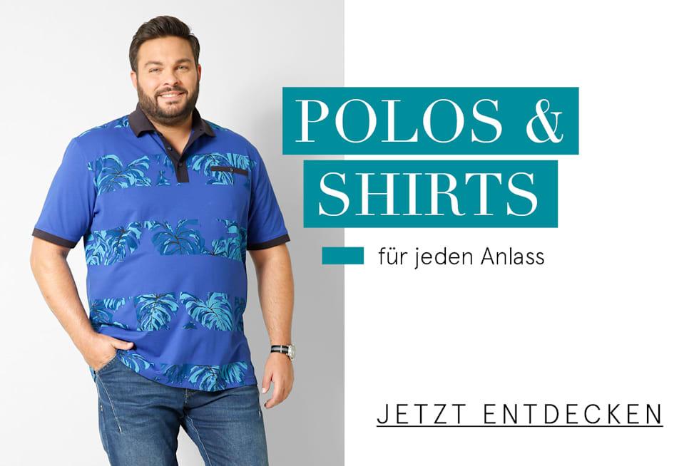 Polos & Shirts Herren