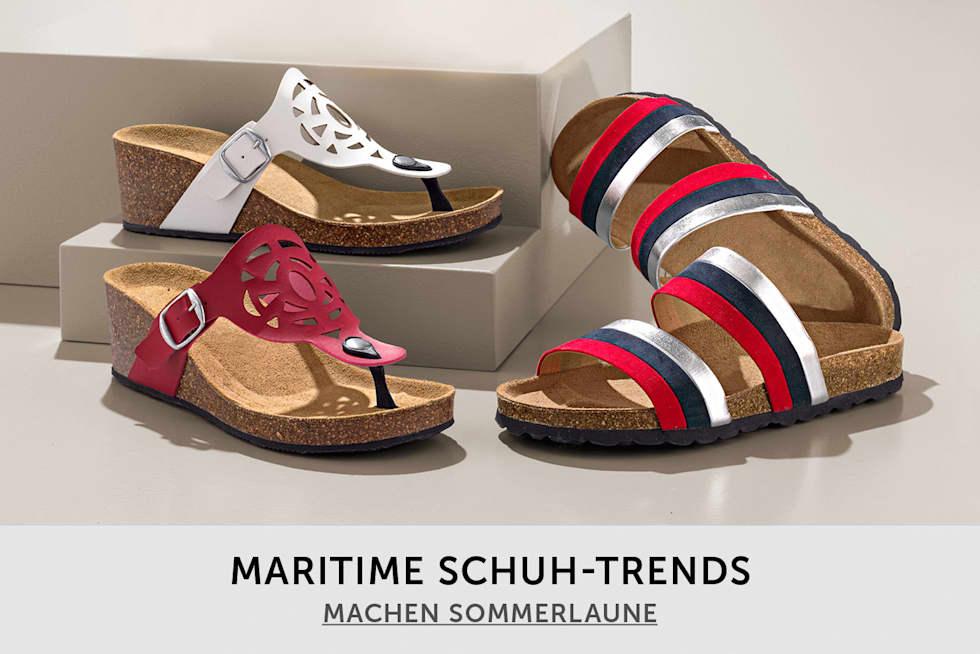 Maritime Schuh-Trends