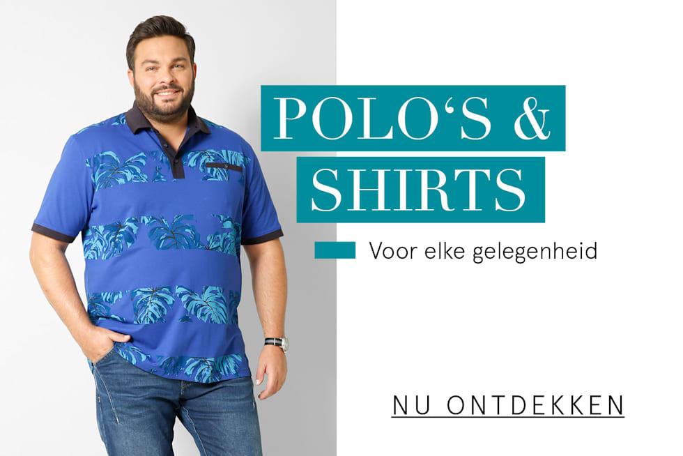 Polo's & Shirts