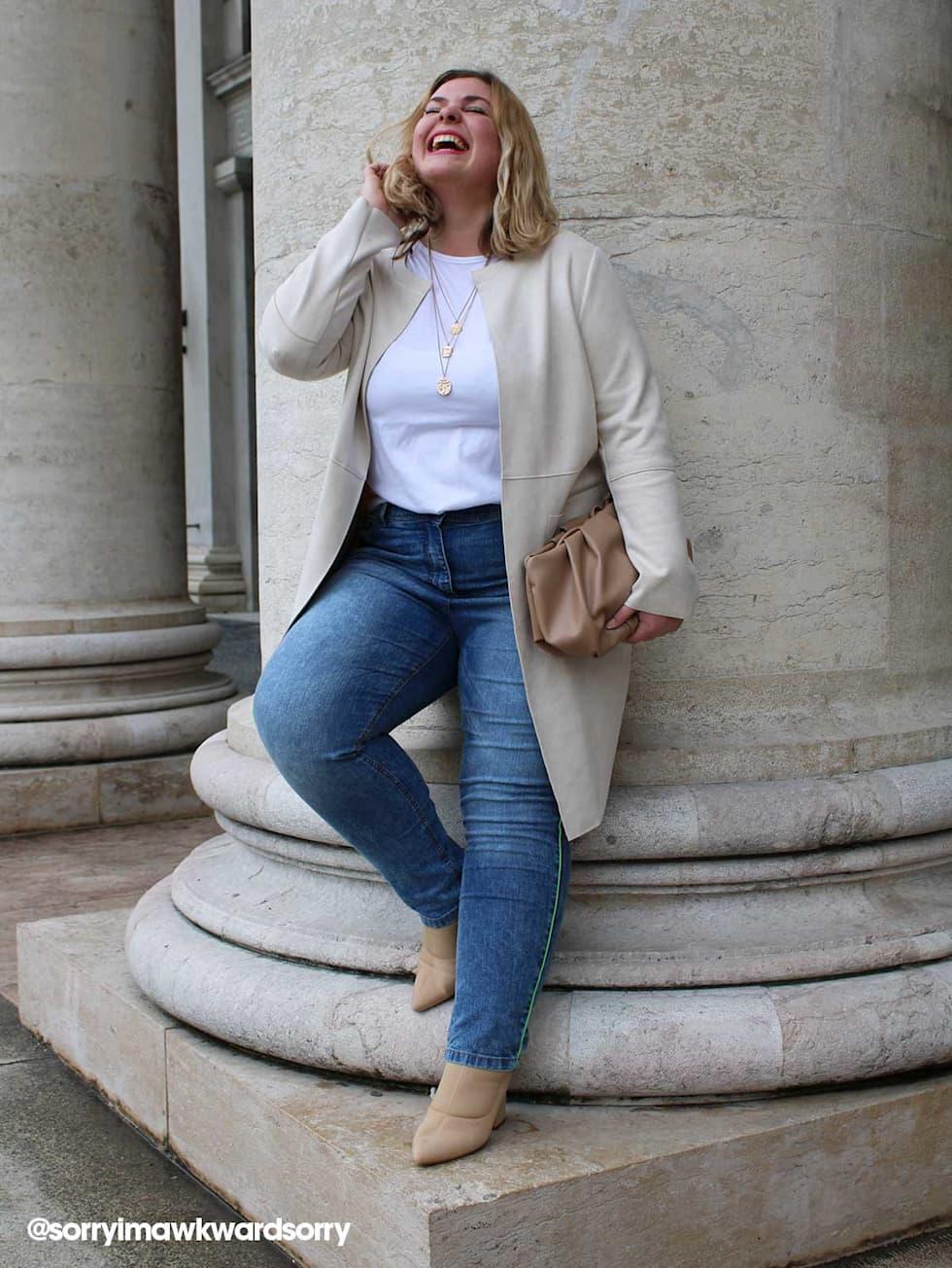 MIAMODA Große Größen Bloggerin @sorryimawkwardsorry