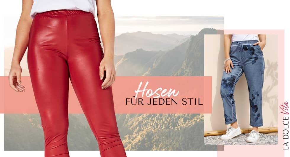 MIAMODA Grosse Grössen - Hosen für jeden Stil