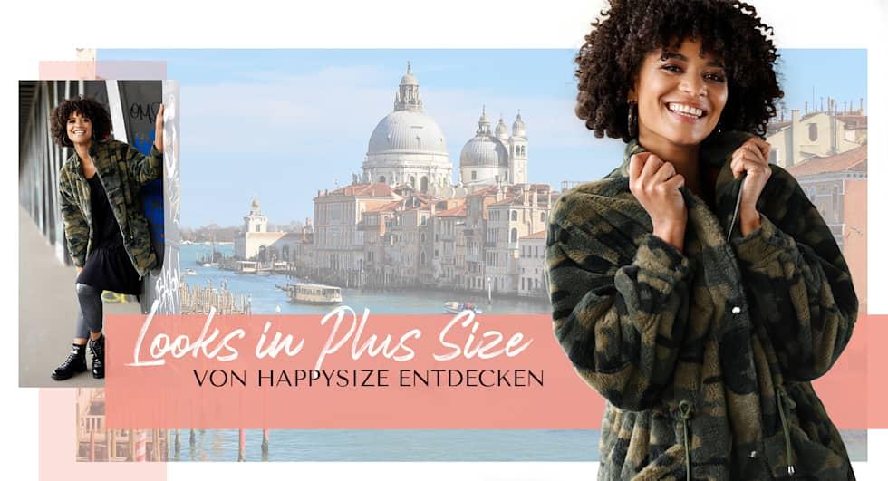 MIAMODA Grosse Grössen Marke HappySize