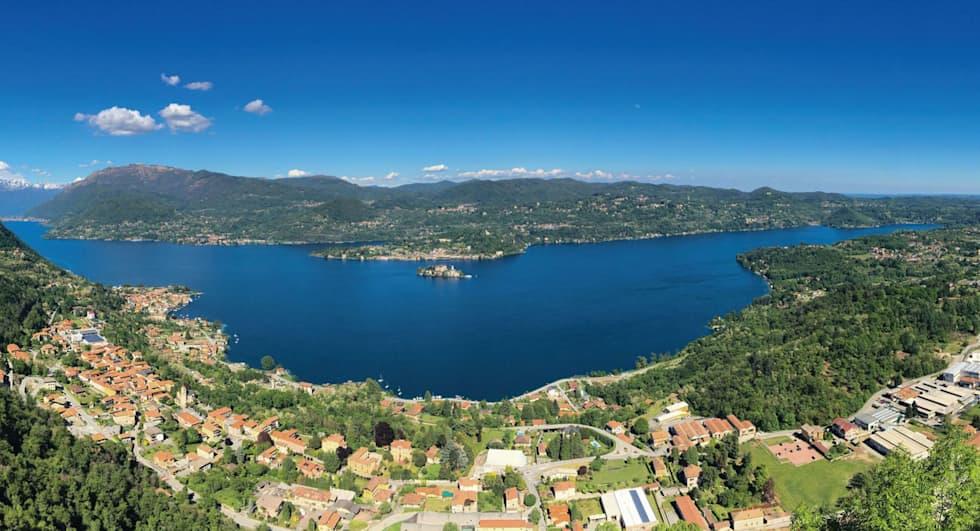 Piemont Lago Dorta