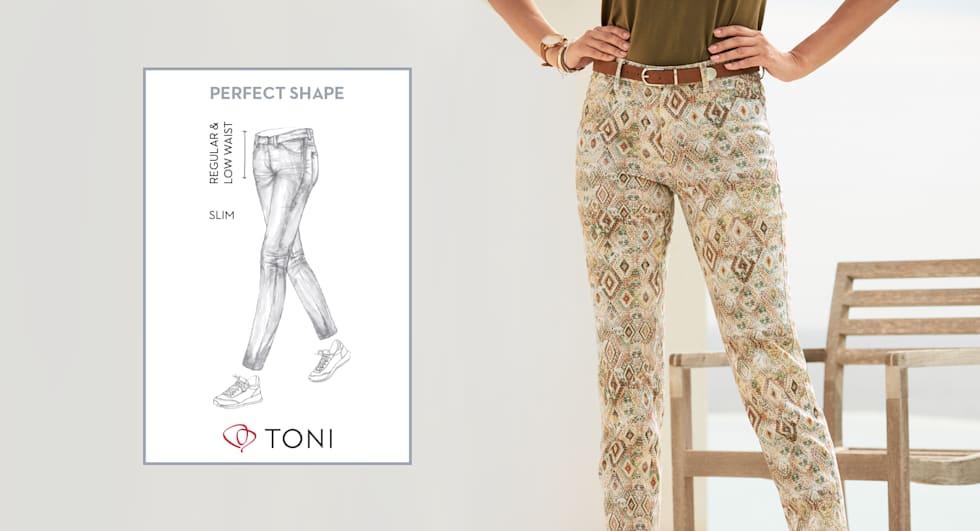 Hosenberatung: TONI – Perfect Shape