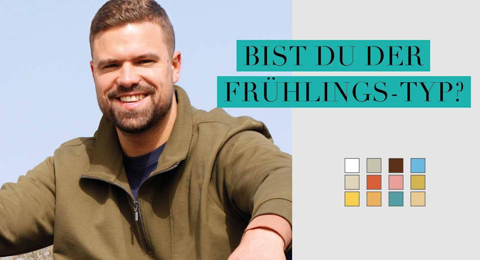 Farbberatung FRÜHLING-TYP