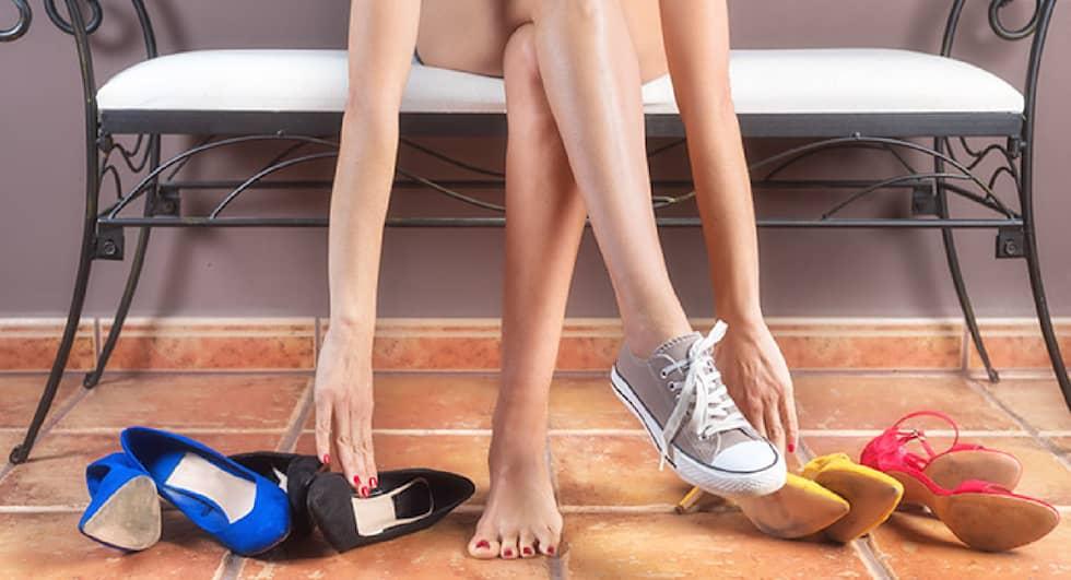 Welke hakhoogte is ideaal voor uw voettype