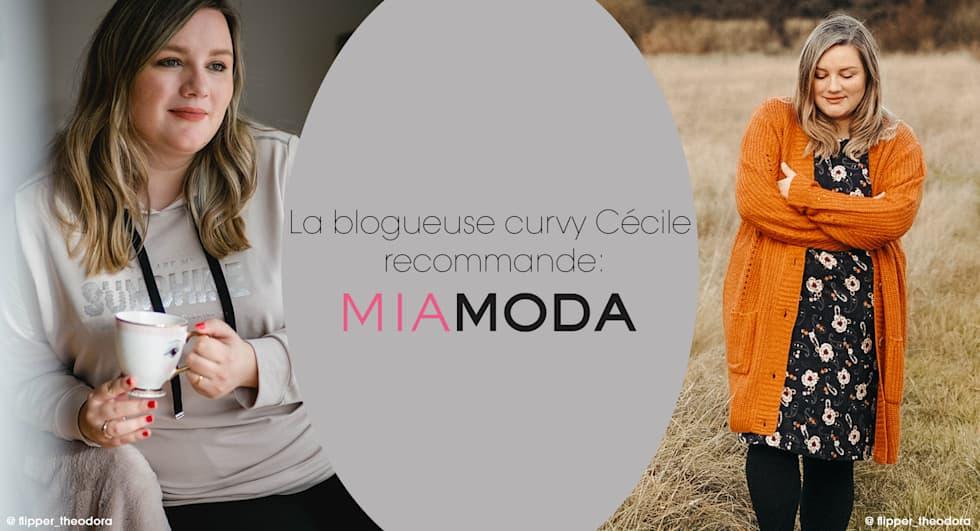 Blogueuse de grande taille MIAMODA @flipper_theodora