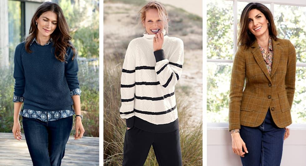 Shop autumn outfits