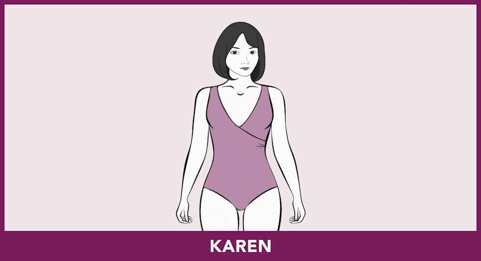 Bademode - Karen
